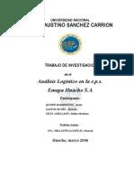 Logistica Integral EMAPA HUACHO