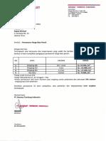 BTI Proposal Harga