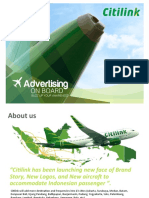 Citilink Branding RateCard 2015