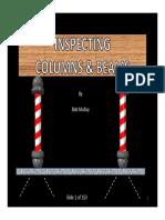 Inspecting Columns & Beams