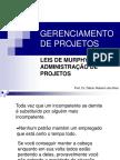 04 - MURPHY e o GERENCIAMENTO DE PROJETOS.ppt