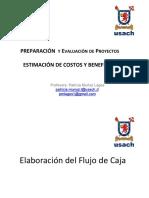 Tema 7 Modelamiento Flujos - Estimaci n Costo-beneficio