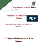 Tema 3 Elementos de Macroeconomía