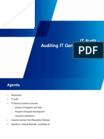 KPMG Auditing IT General Controls