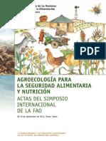 AGROECOLOGÍA Simposio internacional FAO 2014.pdf