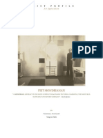Piet Mondrian - Artist Profile