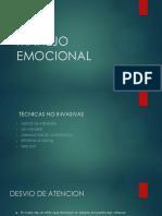 Manejo Emocional en Autismo