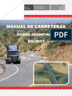 Diseño Geometrico de Carreteras (Dg-2013) (1)