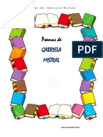 Alexis Hernandez Prieto Poemas de Gabriela Mistral
