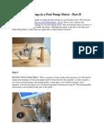 Replace the Bearings in a Pool Pump Motor-2