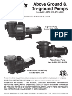 Doheny Pool Pumps