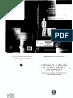 Betancourt Introduccic3b3n y Un Modelo Epistemolc3b3gico Para La Historia