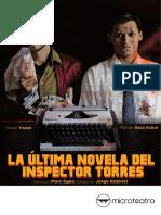 Afiche La Ultima Novela