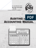 Auditing and Accounting Manual