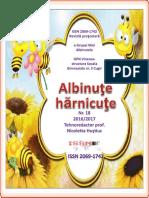 Rev 18 Albinute Harnicute 2016 2017