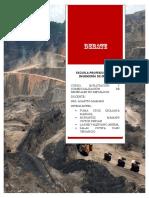 Asbesto Azufre Fosfatos GRUPO III
