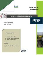 Informe Fuentes