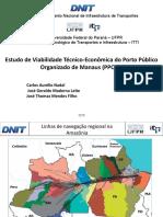 Viabilidade Econômica Do Porto de Manaus