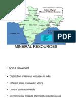 Mineral ResourcesSC