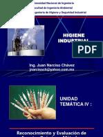 Curso Higiene Industrial IV(2015)