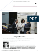 Diana Fajardo, La Magistrada de Las Farc _ Periodismo Sin Fronteras
