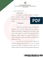 El juez Sebastián Casanello y la orden sobre el yate de Ricardo Jaime