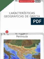 Caracteristicas Geográficas de Grecia