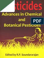 Pesticides Advances Chemical