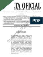 Gaceta Oficial Constituyente