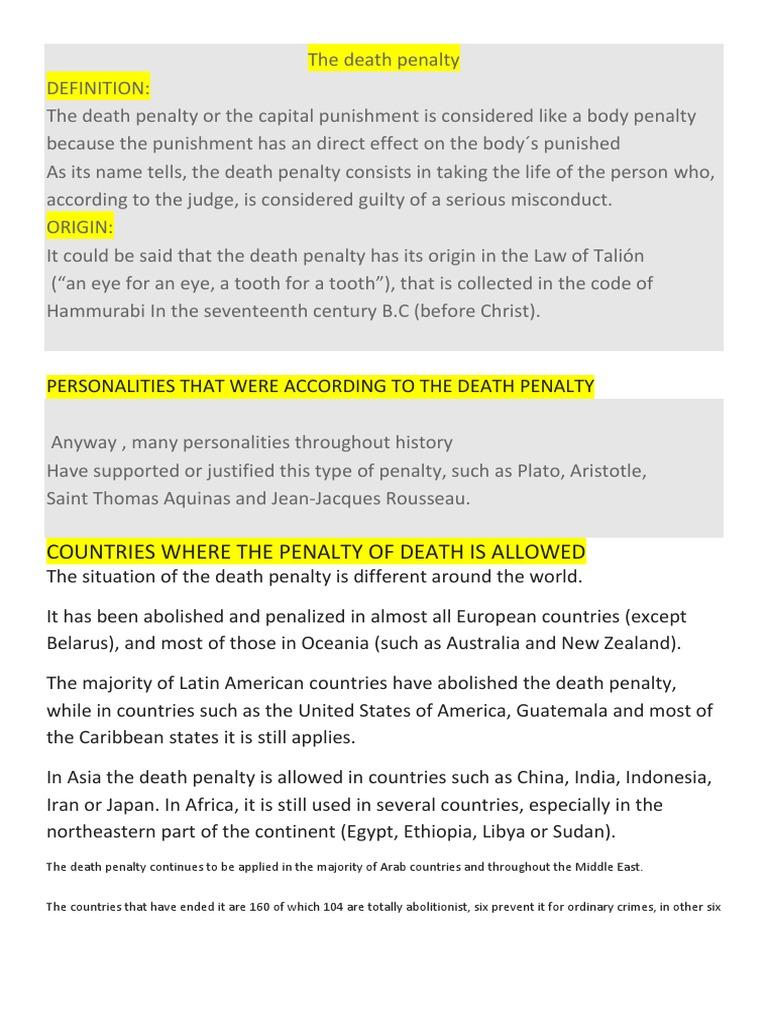 the death penalty | capital punishment | saudi arabia