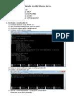 Instalação Servidor Ubuntu Server 14.04