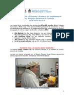 Informe Visitas Lacteas Ucacha y Bengolea Junio2016