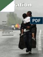 (Broschüre) Migration, Eritrea, Asylverfahren, Menschenhandel