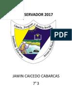 PORTADA OBSERVADOR 2017