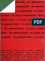 El Corno Emplumado 01 (Enero 1962)