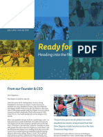 One Degree Annual Impact Report