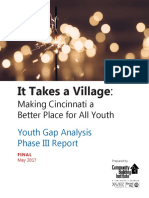 FINAL Youth Gap Analysis Phase III Report