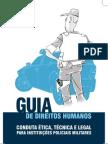 Guia de Direitos Humanos Policia