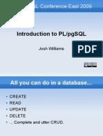 IntroToPLpgSQL Final