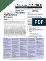 0212 Hypo-Hyperkalemic Emerg