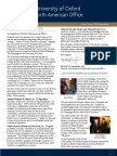 North American Office Newsletter - Trinity 2009
