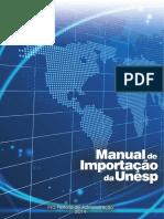 Manual de Importacao Unesp 2014