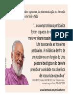Abdias Nascimento - Divisão