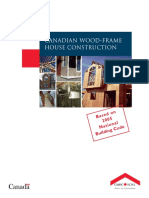 CMHC - Canadian Wood Frame House Construction