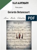 PASILLO ALUCINADO. Por Gerardo Betancourt.