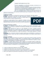 Instrumentos Del Peru IV Bim