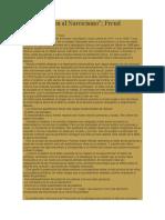 INTRODUCCION AL NARCISMO. RESUMEN.docx