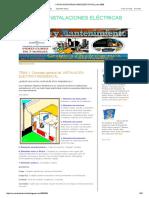 Curso de Instalaciones Eléctricas_ Junio 2008