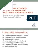 Semana 1 Clase 3 Bioseguridad, ABL e IIH SV-Medicina 3
