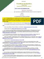 Lei Nº 2180, De 5 de Fevereiro de 1954 - Tribunal Marítimo